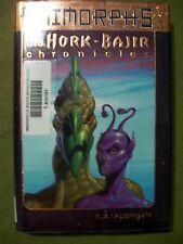 ANIMORPHS: The Hork-Bajir Chronicles by K. A. Applegate (1998, Hardcover)