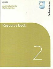 An Introduction to the Humanities: Resource Book: Resource Book Bk. 2, , Used; G
