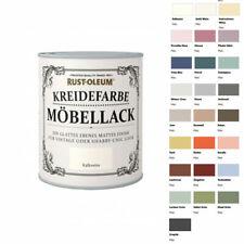 Rust-Oleum Kreidefarbe Möbellack 125ml verschiedene Farbtöne