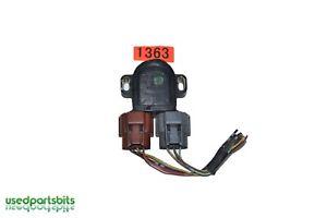 00-06 Nissan Sentra Tps Throttle Position Sensor Plug Pigtail Infiniti G20 Oem