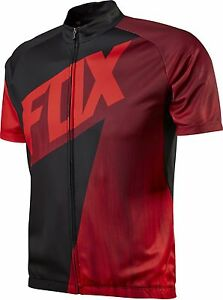 Fox Racing Livewire Race s/s Jersey Red