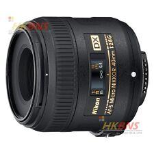 Nikon AF-S DX Micro NIKKOR 40mm f/2.8 G Lens 40 F2.8 for D7100 D5500 D3300 ~ NEW
