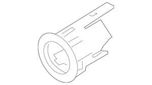 Genuine Nissan Park Sensor Bracket 28452-ZQ40C