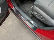 For Mitsubishi Triton Car Accessories Door Sill Protector Auto Parts Scuff Plate