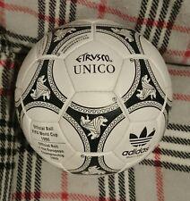 ADIDAS ETRUSCO UNICO BALL. EURO 1992. BALÓN EUROCOPA