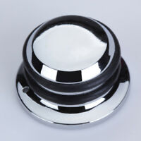 Chrome Plated Metal Hat Tone Tunning Control Knob for Electric Guitar Bass