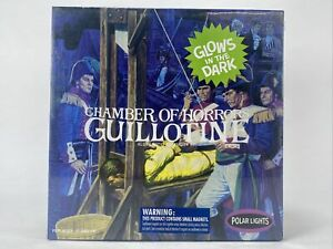 Polar Lights  849 Chamber Of Horrors Guillotine Glow In The Dark