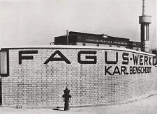 1928 Vintage Germany Shoe FAGUS FACTORY Alfeld Photo Art ~ ALBERT RENGER-PATZSCH