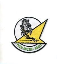 VF-21 FREELANCERS BABY US NAVY GRUMMAN F-14 TOMCAT Fighter Squadron Jacket Patch
