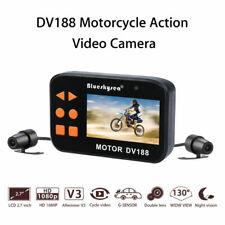 Blueskysea DV188  Waterproof Motorcycle Mount Action 1080p FHD - Black