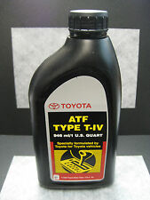Type T-IV Automatic Transmission Fluid for Toyota Lexus OEM 1 quart Ships Fast!