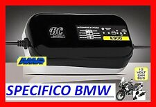 CARICA BATTERIA K900 A CAN-BUS MOTO SPECIFICO BMW - DUCATI -KTM  MANTENITORE 12V