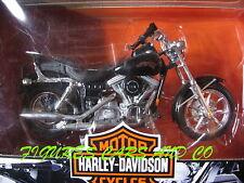 MOTO1/18 HARLEY DAVIDSON FXDB1340 STURGIS 1991