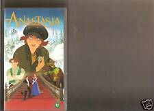 ANASTASIA KIDS FAMILY CARTOON DON BLUTH VIDEO VHS