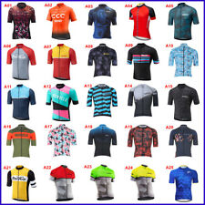 Summer men short sleeve quick dry outdoor breathable sports jersey shirt S167