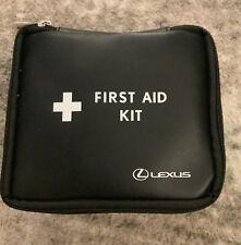 UnopenedFactory Sealed Lexus Oem Black First Aid KitSealed By Zipper.