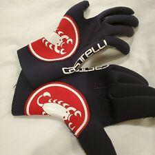 Castelli Winter gloves men's L/XL dulivio neoprene