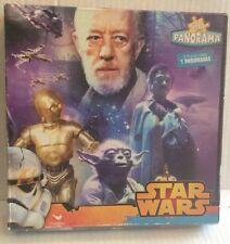Star Wars Disney Panorama Puzzle 211 Pieces Yoda Obi Wan New
