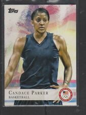 CANDACE PARKER - 2012 OLYMPICS BASKETBALL  - TOPPS #46
