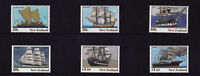 New Zealand - 1990 Heritage (4th Issue) - U/M - SG 1541-1546