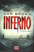 INFERNO - Roman von Dan Brown TB - NEU