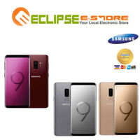 BRAND NEW SAMSUNG GALAXY S9+ PLUS DUAL SIM 128GB 4G LTE SMARTPHONE IN BOX
