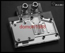 Bykski nVDIA GTX670/660TI/760/GTX970 K5000 Water cooling Block full-Cover cooper