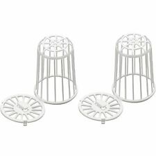 X2 Pet Ting Nesting Material Holder For Finch Canary Budgie Birds, Small Animals