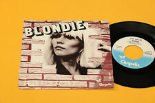 "BLONDIE 7"" RAPTURE ORIG 1981 ONLY BENELUX DIFFERENT COVER EX"