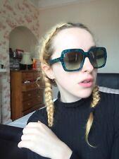 Women's Dolce and Gabbana sunglasses Green Marble/Tortoiseshell DG4273 2911/8E