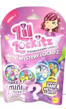 Alex Lil Lockitz  A story in every Locket Series 1 Mini Mystery Lockitz New 5+