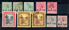 More details for bahamas 1918 war tax opt set to 1s mh/fu cds