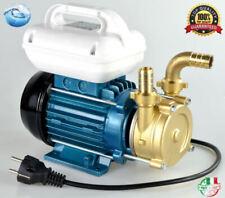 Pompa travaso vino elettrica Reversibile Tellarini EEM 20 per olio gasolio 220V