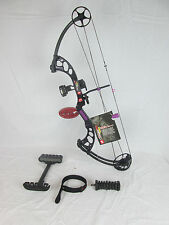 2015 PSE Stinger X Stiletto Right Hand 40# Purple Compound Bow Package