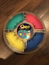 Vintage 1978 Simon Electronic Game By Milton Bradley Clear