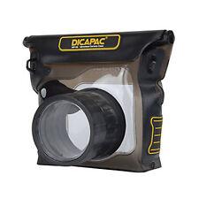 DiCAPac WP-S3 Waterproof case For NEX-6 NEX-5R NEX-7 GF5 E-M5 X-E1 E-PL5
