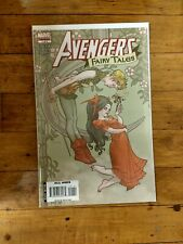 Marvel Avengers Fairy Tales #1 of 4 Unread Condition
