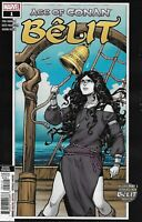 Age Of Conan Belit Comic Issue 1 Limited Second Print Variant Modern Age 2019