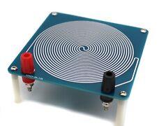 Bifilar Tesla coil module, Tesla antenna for Lakhovsky MWO or vortex antennae