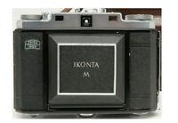 Zeiss Ikon Ikonta M 524/16 (Mess Ikonta) w/Novar 1:3.5 75mm (Needs CLA)