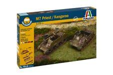 Italeri 1/72 M7 Sacerdote/Canguro #7513