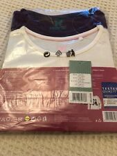 2 Girls' Long Sleeved Tops 8-10 Years Brand New Pepperts