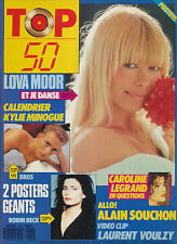 TOP 50 160 (27/3/89) LOVA MOOR ROBIN BECK BROS