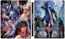 Devil May Cry 5 Steel book GEO Limited PlayStation 4 Steelbook without soft FS