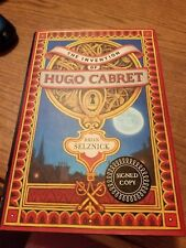 The Invention of Hugo Cabret by Brian Selznick (2007, Hardcover)