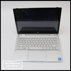 Microsoft EXA FLIP 1.1 Convertible Laptop - Intel Celeron N3450 4GB 64GB Silver