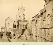 Potugal, Sintra Vintage albumen print.  Tirage albuminé  21x27  Circa 1880