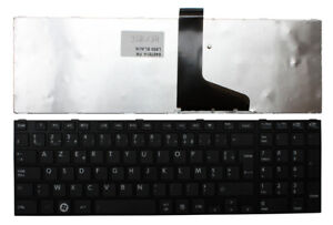 French Layout Keyboard For Toshiba Satellite L850-1C9