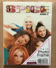 Spice Girls Twin Photo Frame For Two 6x4 Photos, Unused In Original Packaging