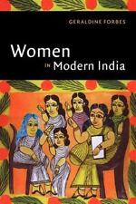 The New Cambridge History of India: Women in Modern India No. IV:2 by...
